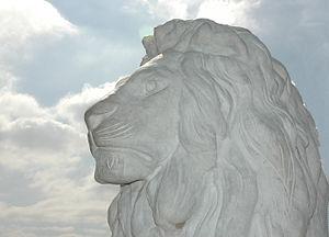 Mater Dei High School (Santa Ana, California) - Monarch Lion