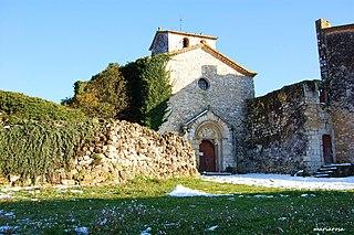 cultural property in Avinyonet del Penedès, Spain