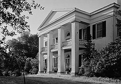 Monmouth House, East Franklin Street & Melrose Avenue, Natchez (Adams County, Mississippi).jpg