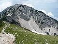 Monte baldo ridge, lake gara, veneto, italy.JPG