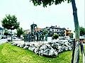 Monumento ai portatori della Madonna di Viggiano - Foto Teresa Petrone.jpg