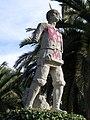 Monumento al Tio Jorge - Parque del Tio Jorge - Zaragoza - ca 2005 - Sculpture of Tio Jorge.jpg