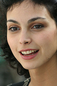 "Morena Baccarin at the 2005 Serenity ""fla..."