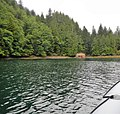Moresby Explorers floating lodge in Crescent Inlet, Haida Gwaii.jpg