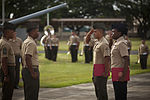 Morning Colors Ceremony July 2015 150724-M-QH615-061.jpg