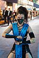 Mortal Kombat cosplay girl at E3 2012.jpg