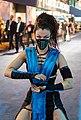 Mortal Kombat cosplay girl at E3 2012.jpg