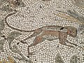 Mosaikausschnitt, Roman Villas in Karthago Tunesien Januar 2015 07.JPG