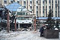 Moscow, demolition of the Pyramid on Pushkin Square, 2016 (1).jpg