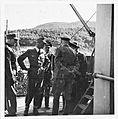 Mosjøen, ein Hamburger. Kapitän berichtet dem RK (Reichskommissar) (6983618364).jpg