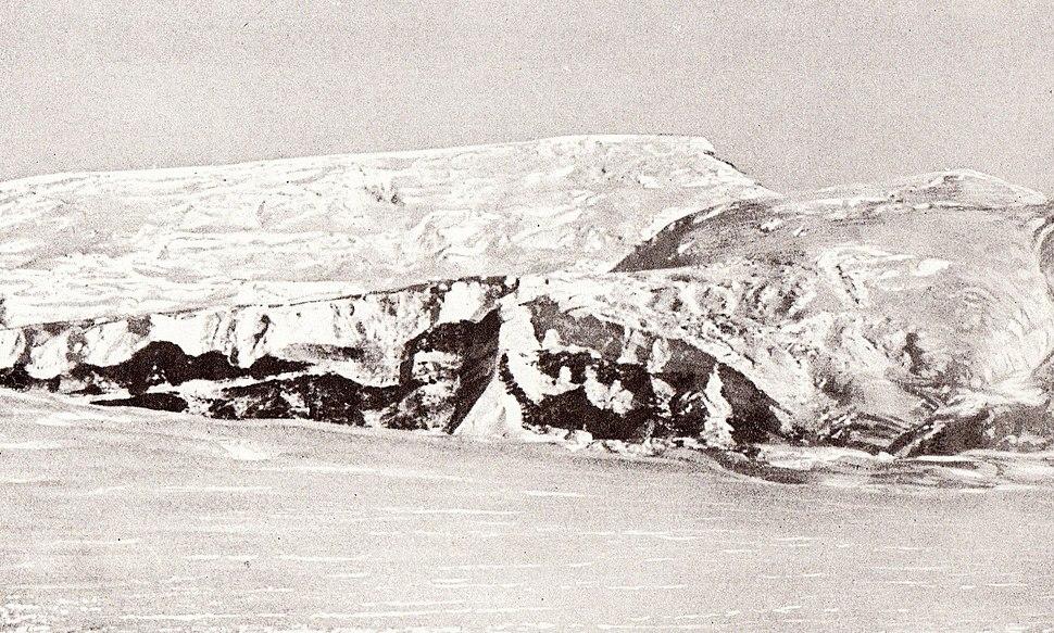 MountFridtjofNansenAntarctica