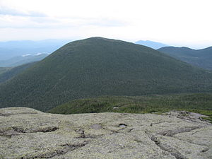 Mount Skylight - Mount Skylight as seen from the summit of Mount Marcy.
