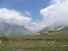 Mountains near Rohtang Pass, Himachal Pradesh.jpg