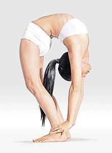 220px Mr yoga reverse facing stretch  3 yoga asanas Liste des exercices et position à pratiquer