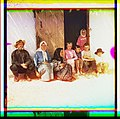 Mugan. Settler's family. Settlement of Grafovka LOC 9628204379.jpg