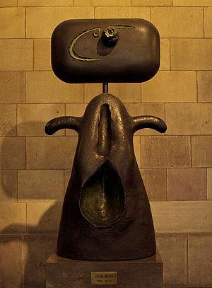 Mujer (Joan Miró, 1983)
