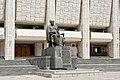 Mukhtar Auezov monument 5.jpg