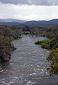 Murray River viewed from the Lake Hume dam wall.jpg