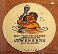 Musée Européen de la Bière, Beer coaster pic-043.JPG