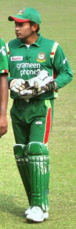 Mushfiqur Rahim - Image: Mushfiqur Rahim 2009