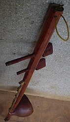 Musical instrument Bro of Ede people.JPG