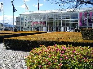 Concert Hall Park, Aarhus - Image: Musikhusparken 02