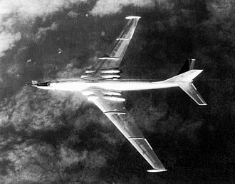 Myasishchev M-4 - A Myasishchev 3M in 1968