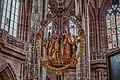 Nürnberg, St. Lorenz, Englischer Gruß von Veit Stoß 20170616 002.jpg