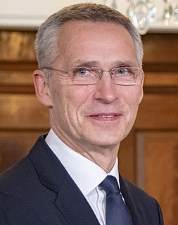 Jens Stoltenberg Norwegian politician, 13th Secretary-General of NATO, 27th Prime Minister of Norway