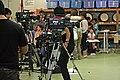 NHK News Kobe caravan at Aioi J09 054.jpg