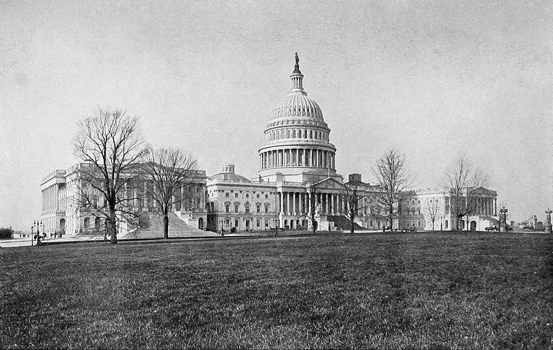 NIE 1905 Washington (District of Columbia) - The Capitol.jpg