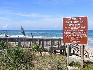 North Peninsula State Park - Image: NPSP 0253