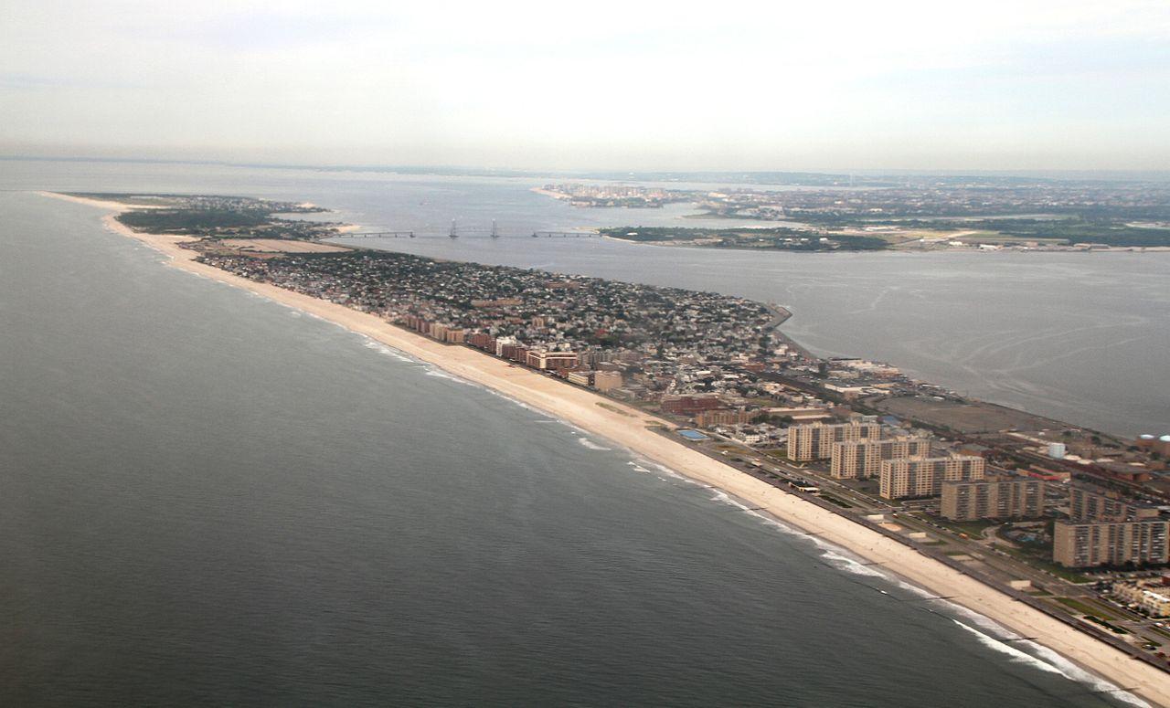 Breezy Point Beach Long Island