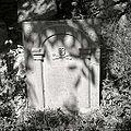 """Nagrobni kamen, """"spomenik"""" na pokopališču na Slapu 1958.jpg"""
