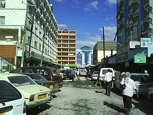 Nakuru town, Kenya