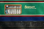 Narrowboat Bramshott. Wey Navigation Send Surrey UK.jpg