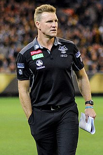 Nathan Buckley Australian rules footballer
