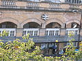 National Rail emblem on York railway station.JPG