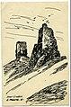 Navahradzki zamak. Наваградзкі замак (K. Frantz, 1918).jpg