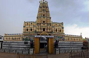 Nayakanahatti Thipperudra Swamy - The Olamatha - Nayakanahatti Shiva temple