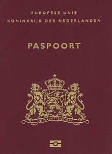 Visa Requirements For Dutch Citizens Wikipedia
