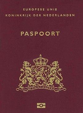 Passaporti Dell Unione Europea Wikipedia