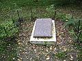 Nekrasov's dog Cado grave Chudovo.jpg