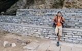 Nepali Porter Taking Rest at Deurali VDC of Kaski District-3189.jpg