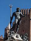 Fontana del Nettuno, Bologna by Giambologna.