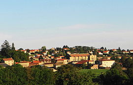 A general view of Neulise