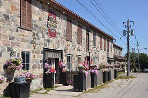 Neustadt, Ontario - Neustadt Springs Brewery
