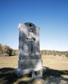New Jersey monument at the 'Bloody Angle' site of the Civil War Wilderness Campaign in Virginia LCCN2011630687.tif