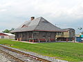 New Oxford PA RR station.JPG