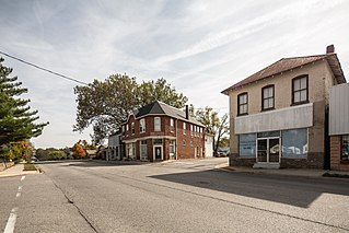 New Palestine, Indiana Town in Indiana, United States
